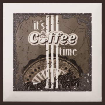 COFFEE TIME BROWN C